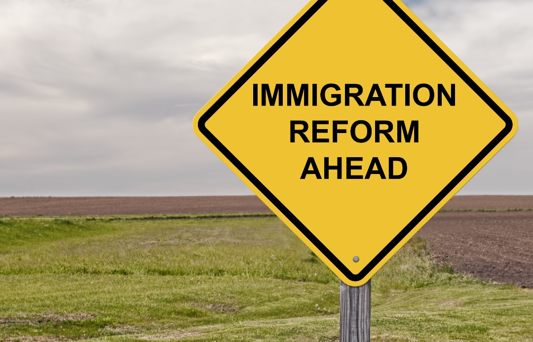 Adoption of the draft law to amend several provisions related to the control of immigration